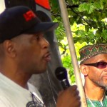 """UNITED *SNAKES* OF AMERICA"": BLACK PANTHER GIVES PORTLAND MAY DAY KEY NOTE (HD)"