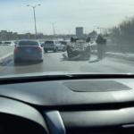 Treacherous Weather Plagues Chicago Area Highways